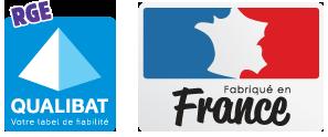 Fabriqué en France - RGE Qualibat