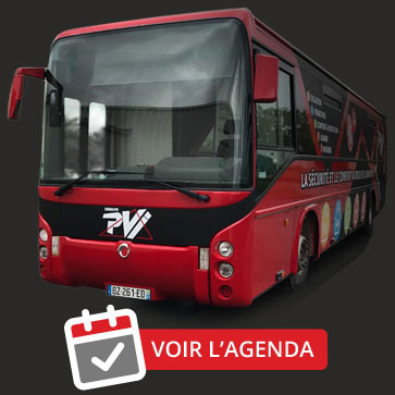 Actualités du bus du Groupe PVI