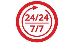 Securité 24h/24 7j/7 - Groupe PVI